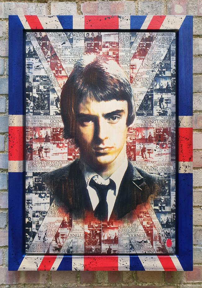 Paul Weller by Rob Bishop