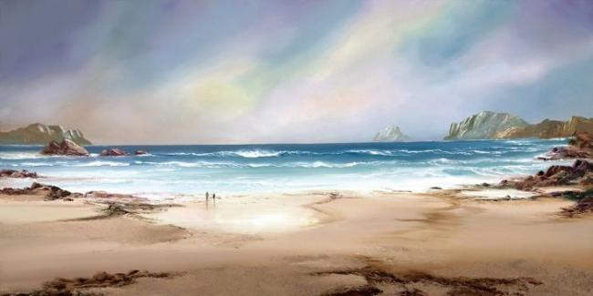 Peaceful Shores by Philip Gray