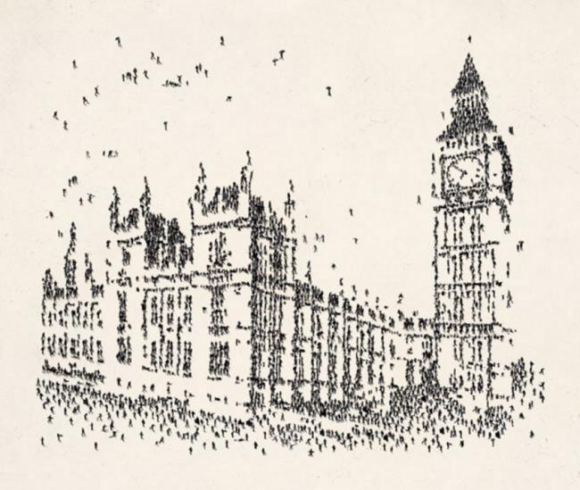 People's Parliament by Craig Alan