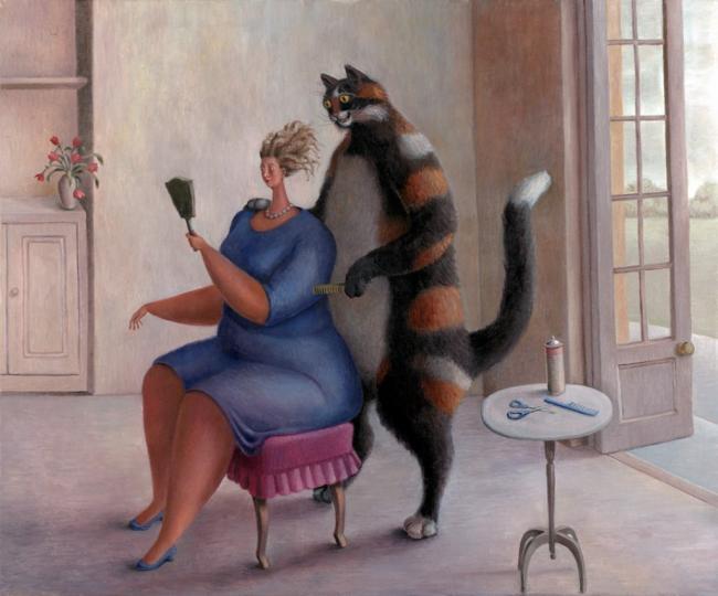 Pet Grooming by Sarah Jane Szikora