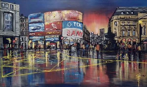 Piccadilly Pop by Paul Kenton