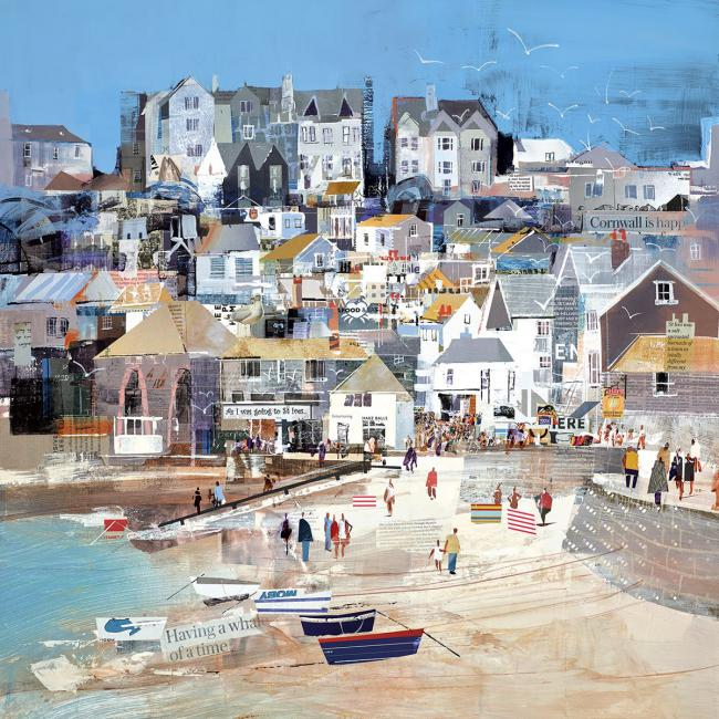 Pinch of Salt by Tom Butler