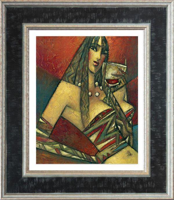 Pinot Noir - Large by Andrei Protsouk