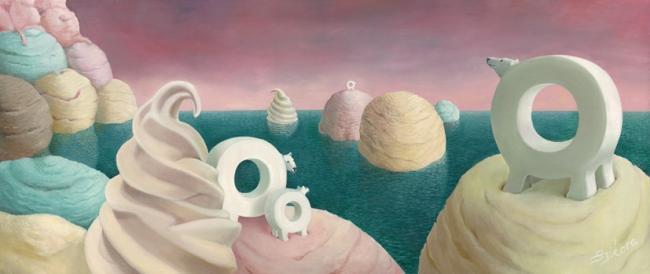 Polo Bears by Sarah Jane Szikora
