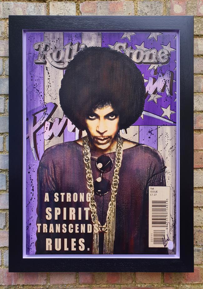 Prince by Rob Bishop