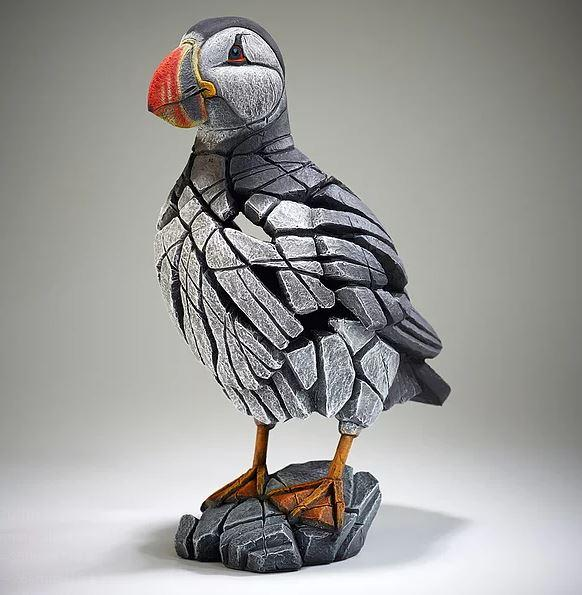 Puffin by Edge Sculptures by Matt Buckley