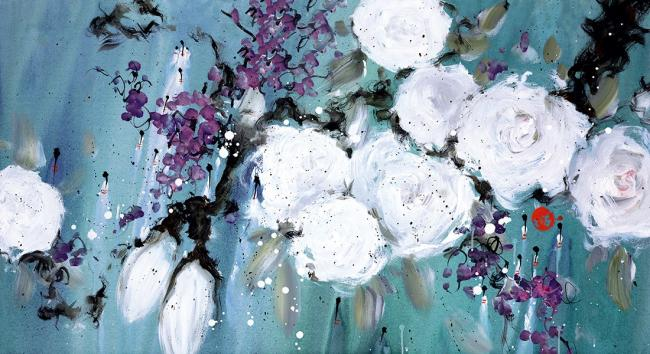 Pure Love by Danielle O'Connor Akiyama