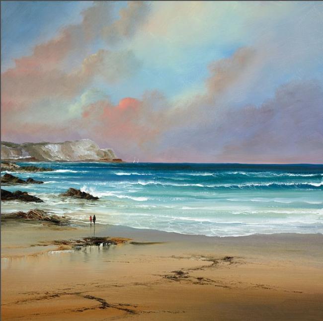 Quiet Contemplation by Philip Gray