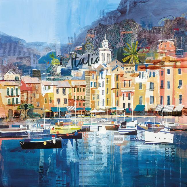 Riviera Dreamingby Tom Butler