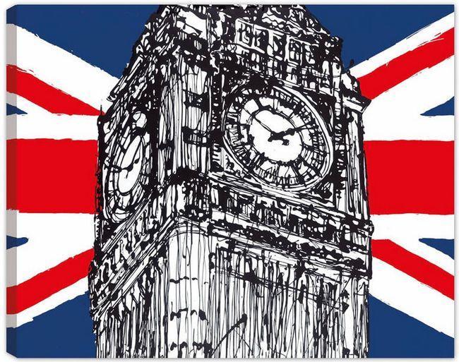 Rule Britannia by Paul Kenton