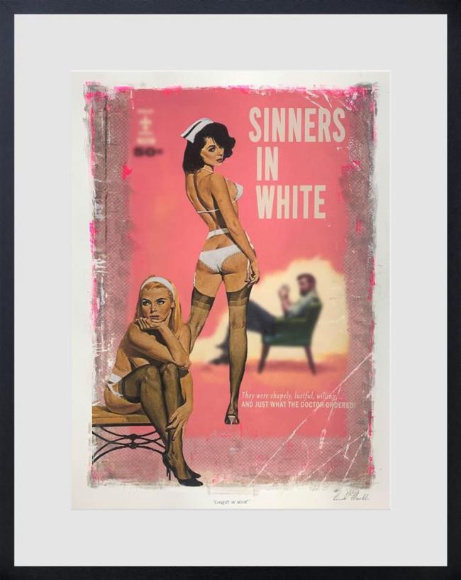 Sinners in White by Linda Charles