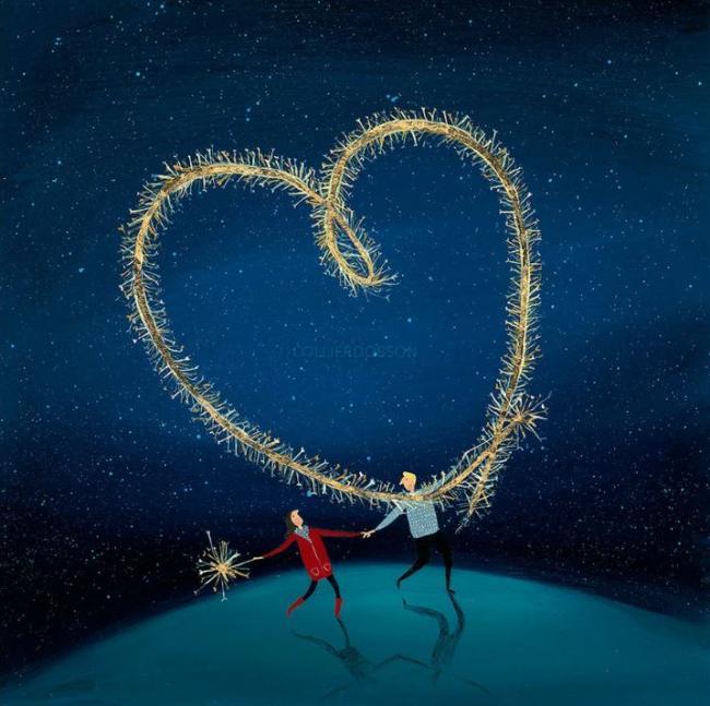 Sparkly Love by Jenni Murphy