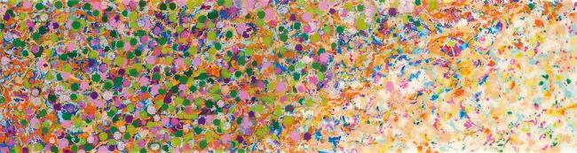 Spring Abstracted by Alex Echo