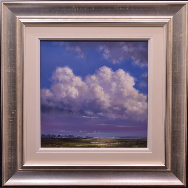 Spring Clouds I by Allan Morgan