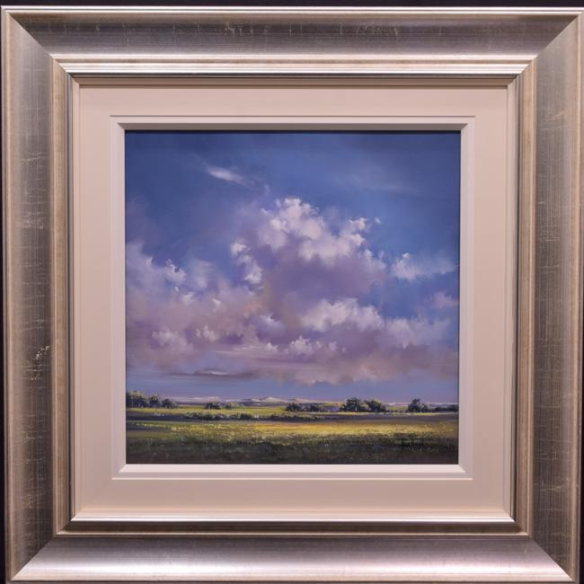 Spring Clouds II by Allan Morgan