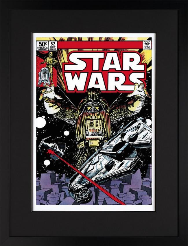 Star Wars # 52 - To Take The Tarkin by Stan Lee  Marvel Comics