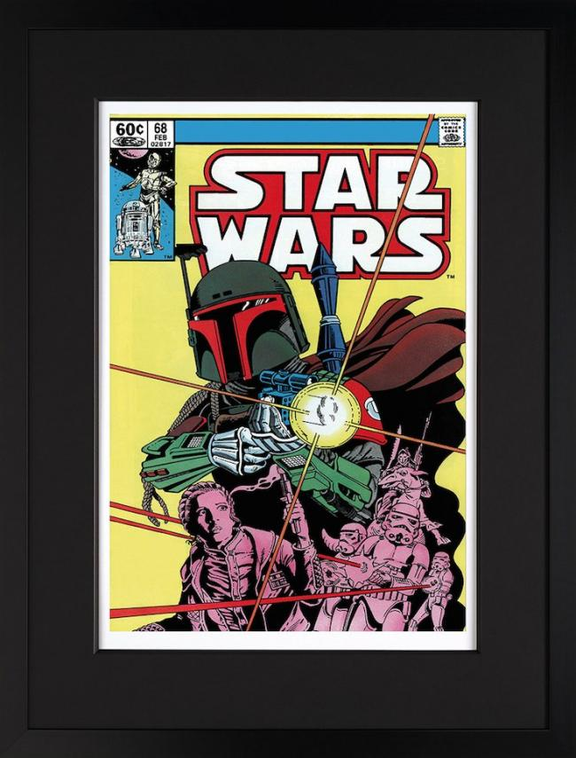 Star Wars # 68 - The Search Begins by Stan Lee  Marvel Comics