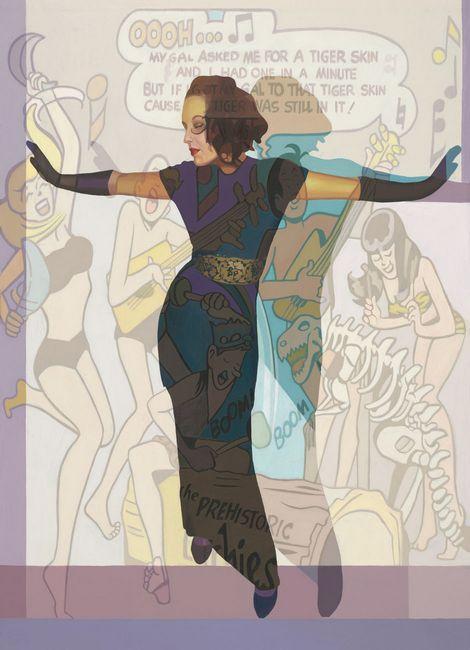 Stretching The Boundaries by Stuart McAlpine Miller
