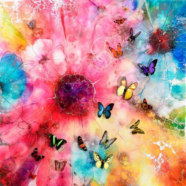 Summer Nectar by Kerry Darlington