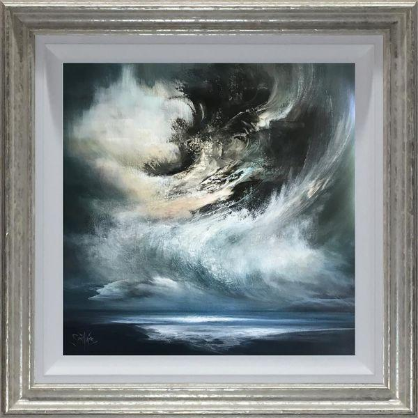 Summer Storm by Caro Saintvre