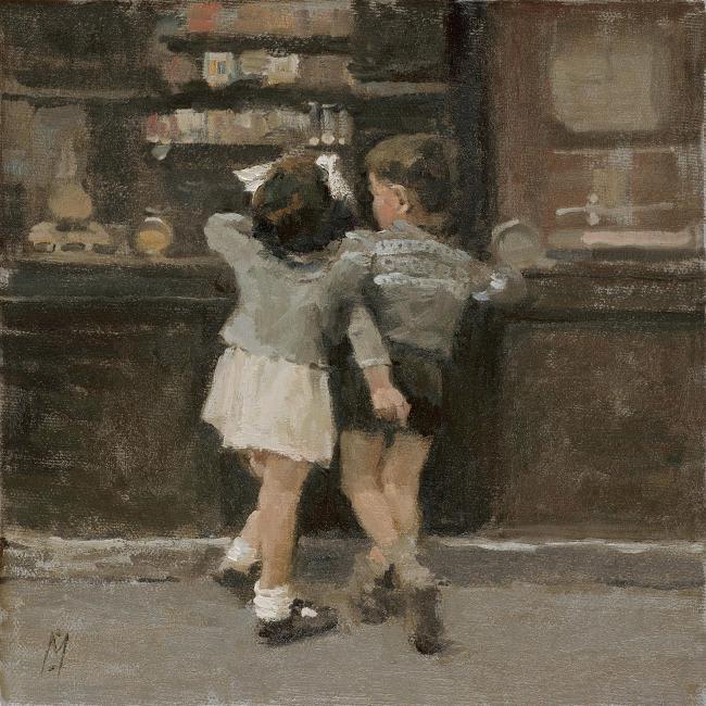Sweet Shop by Nigel Mason