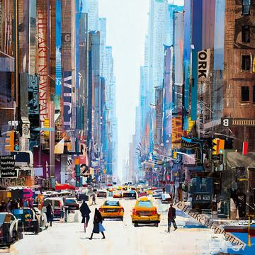 Taking Manhattan by Tom Butler