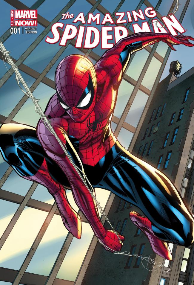 The Amazing Spider Man #001 by Stan Lee  Marvel Comics