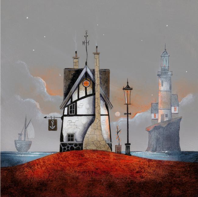 The Anchor by Gary Walton
