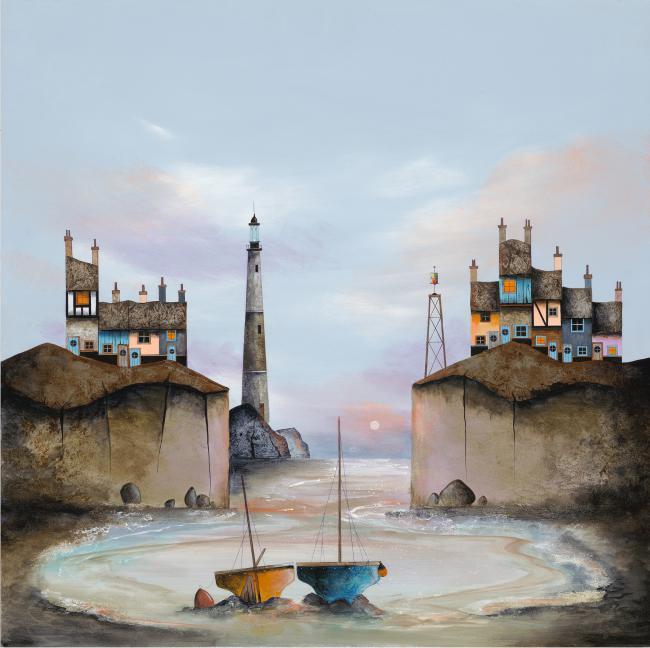 The Beacon by Gary Walton