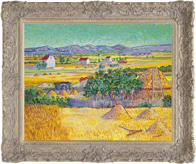 The Harvest by John Myatt