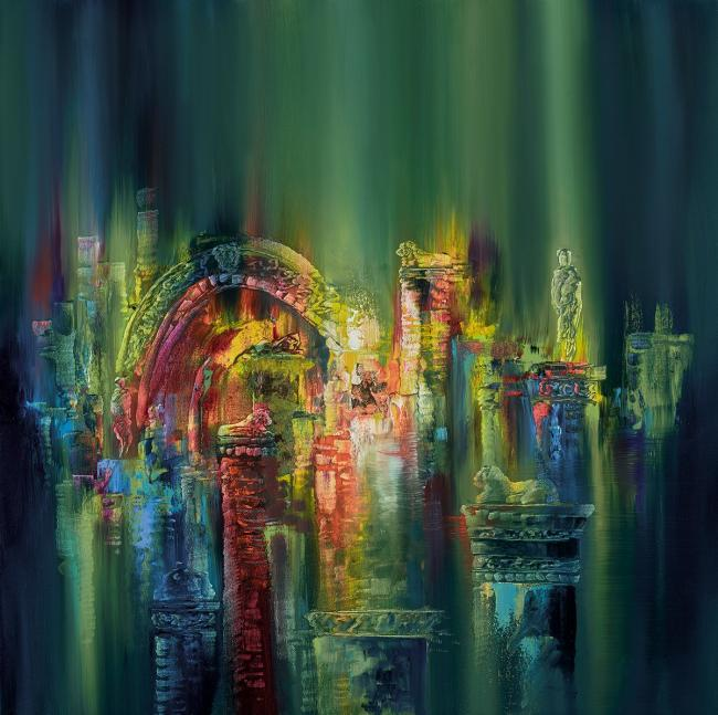 The Lost City by Philip Gray