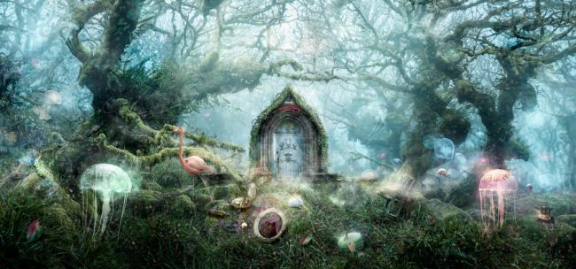 The Open Door (Alice in Wonderland) Standardby Mark Davies