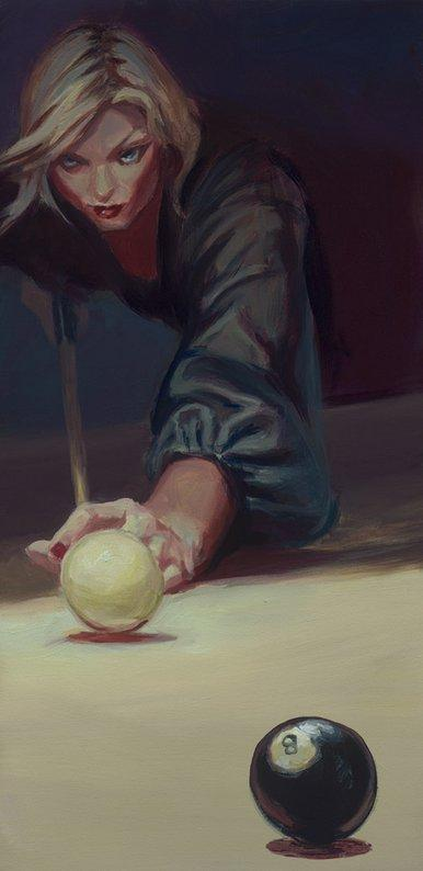 Corner Pocket by Gabe Leonard