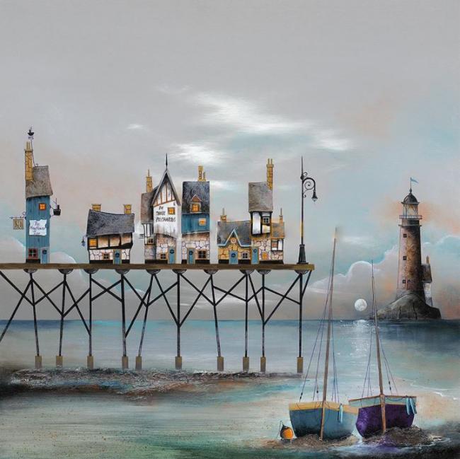 The Three Pilchards by Gary Walton