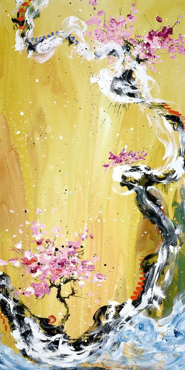Trilogy Of Wonder I by Danielle O'Connor Akiyama