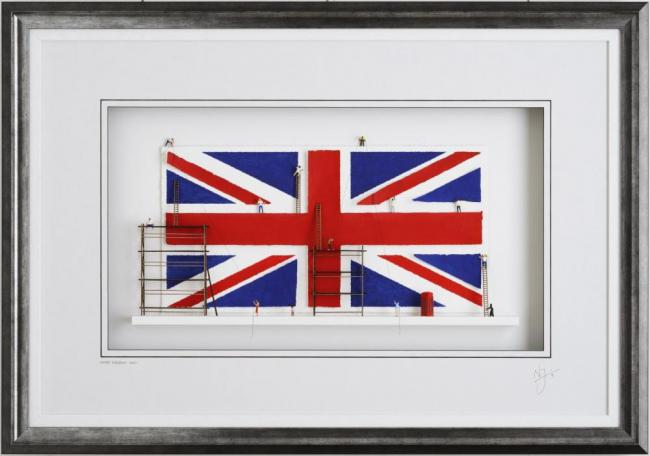 United Kingdom by Nic Joly