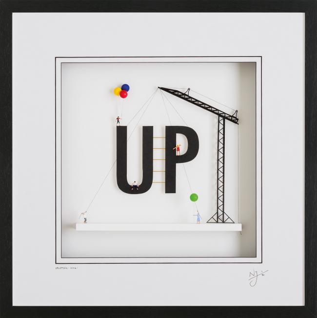 Uplifting by Nic Joly