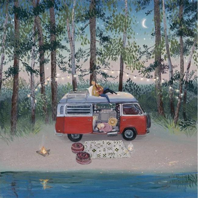 Van Life by Jenni Murphy