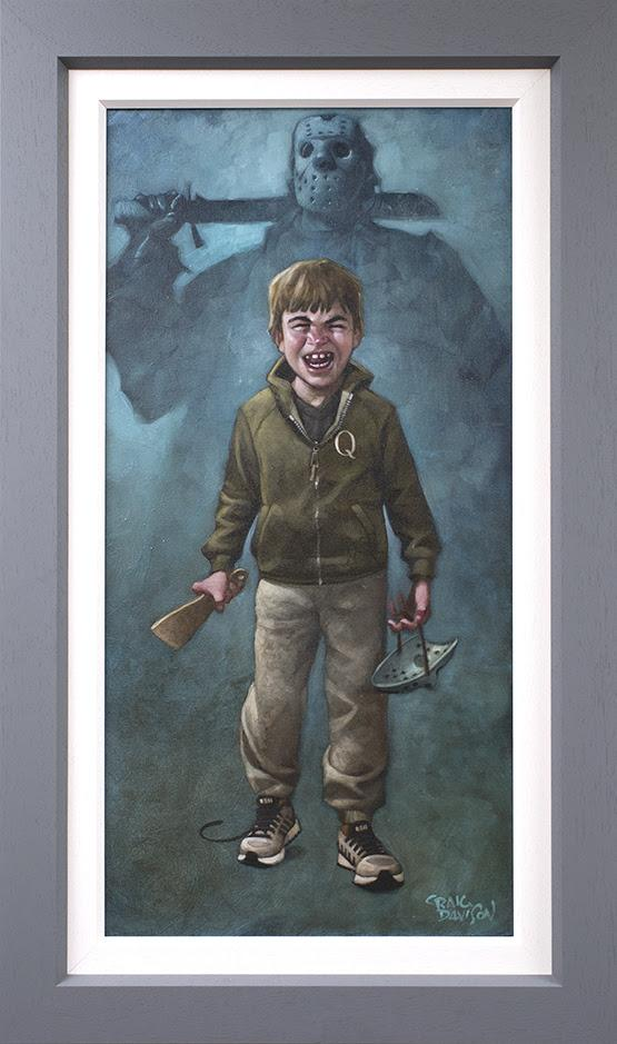 Voorhee's a jolly good fellow- Canvas Deluxeby Craig Davison