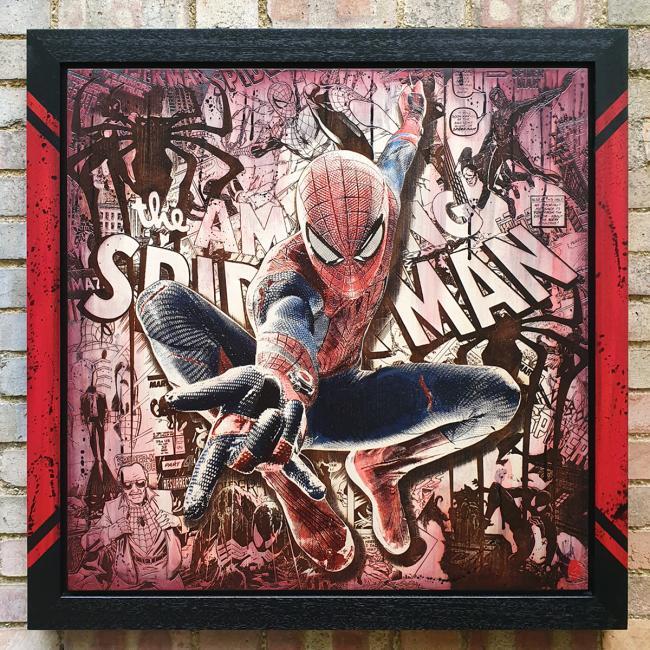 Web Slinger by Rob Bishop