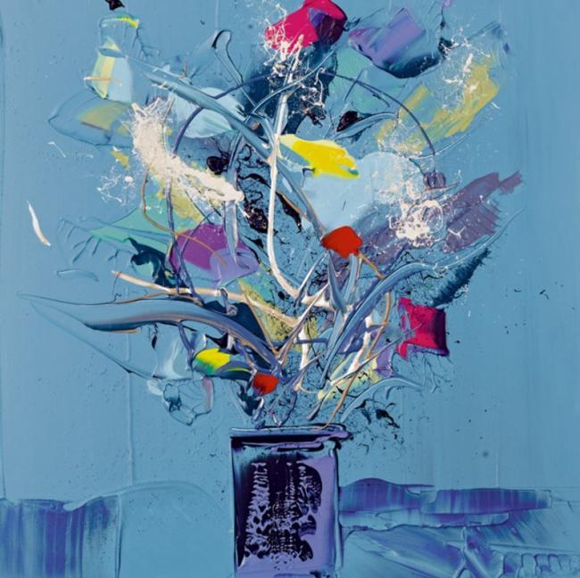 Wild Flowers II by Duncan MacGregor