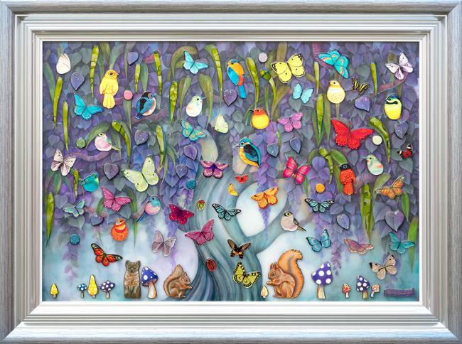 Wild Magic by Kerry Darlington
