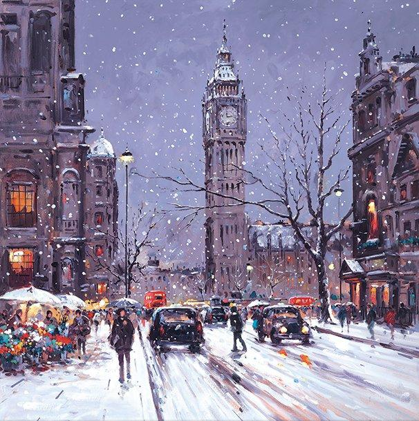 Winter Palace by Henderson Cisz