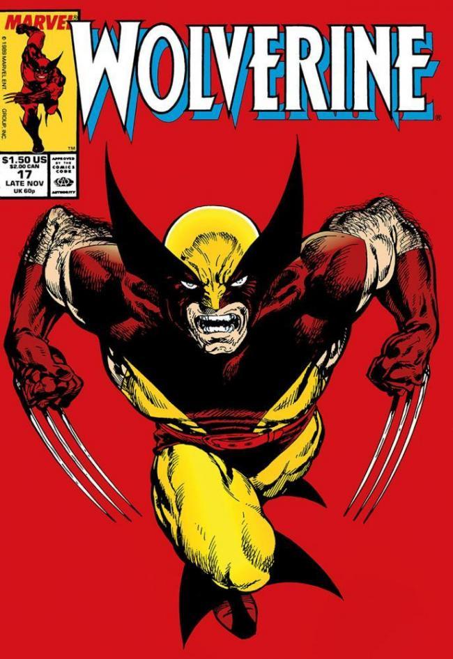 Wolverine #17 by Stan Lee  Marvel Comics