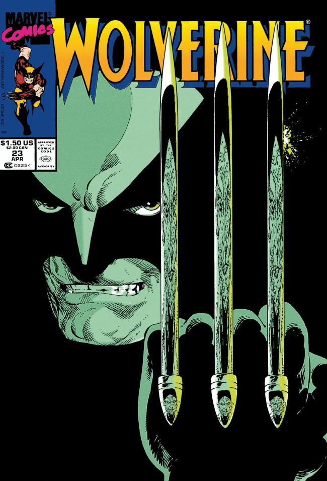 Wolverine #23 by Stan Lee  Marvel Comics