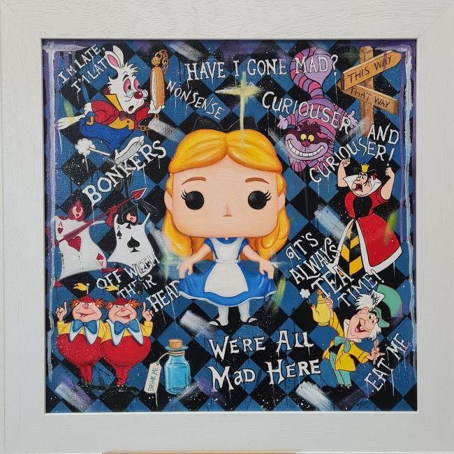 Wonderland by Deborah Cauchi