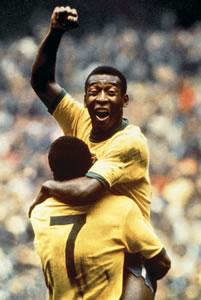 World Cup Final, 1970 by Pele