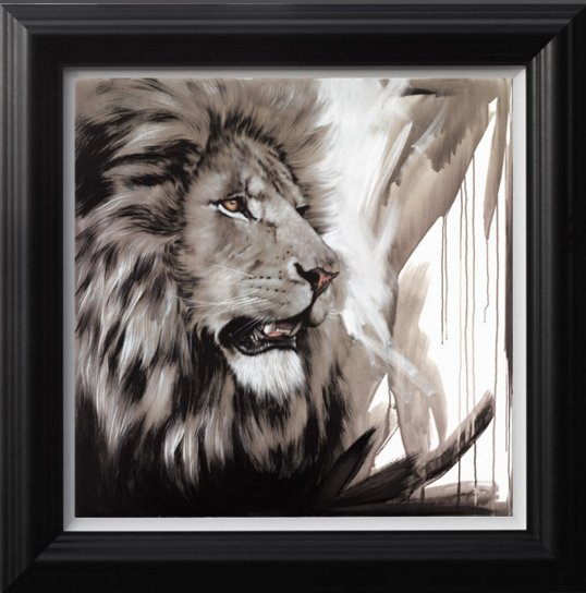 Lion King by Jen Allen
