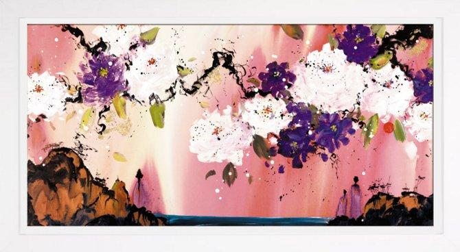 Messengers of Love I by Danielle O'Connor Akiyama