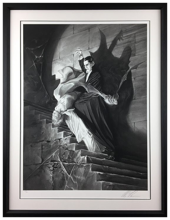 Dracula - Universal Monsters Collection by Alex Ross